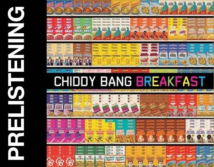 Chiddy Bang – Breakfast: Album Prelistening