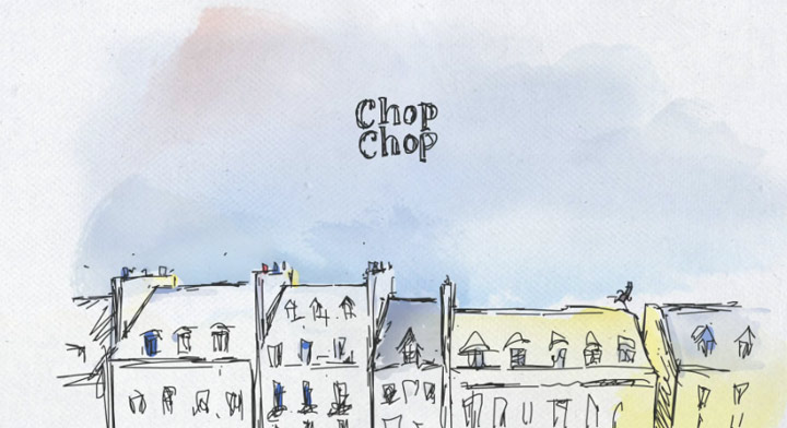 Animated Short: Chop Chop