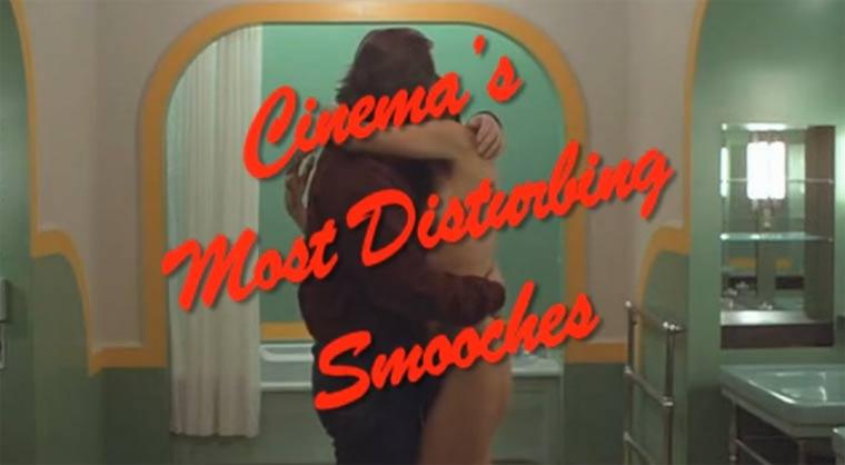 Supercut: verstörendste Küsse der Filmgeschichte