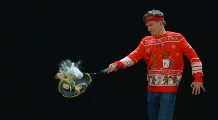 Conan: Christmas Slowmotion