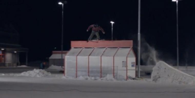 Skifilm-Teaser: Concrete Jungle