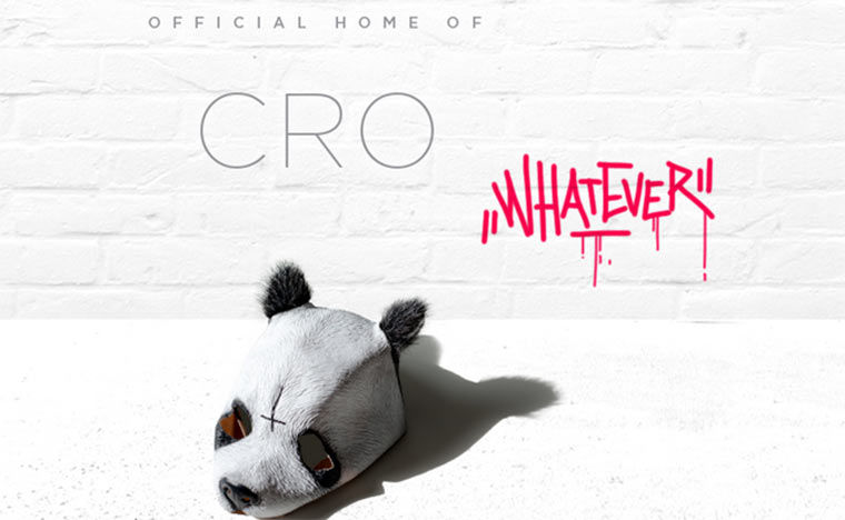 Cro – Whatever [neue Single]