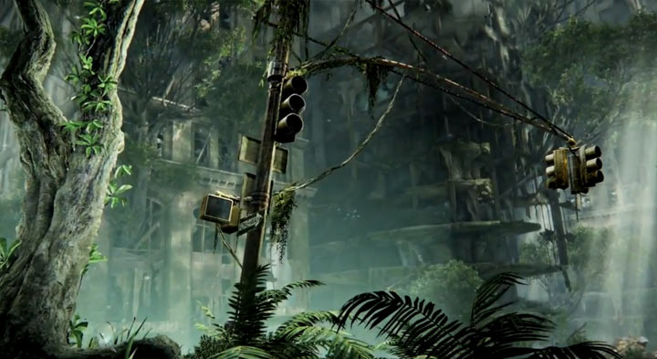 Crysis 3 – CryEngine3 Tech Trailer