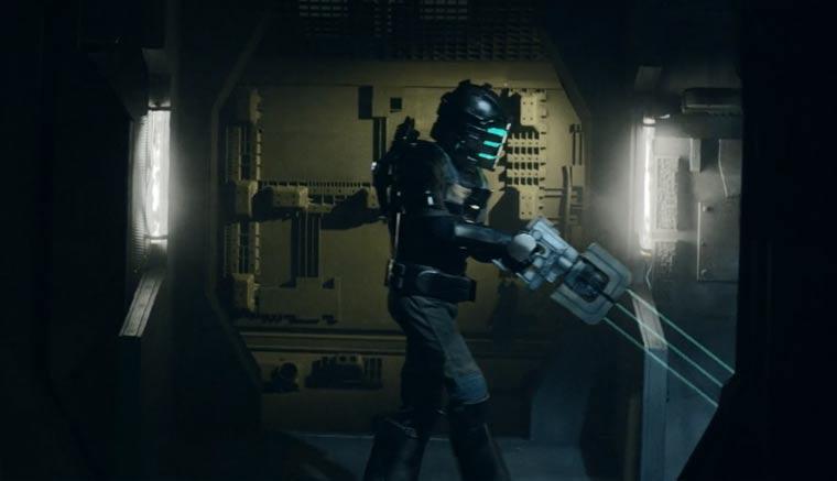 Dead Space: Live Action Fanfilm-Trailer