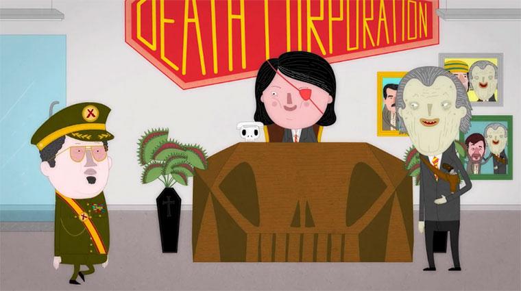 Death Corporation