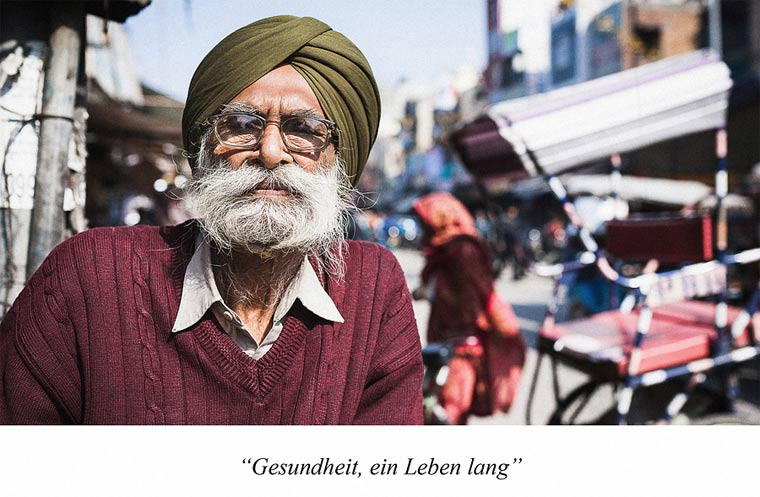 Fotoreihe: Der Wunsch – Indien