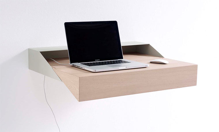 Desk Box: minimalistische Workstation