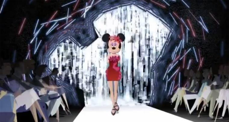 Disney goes High-Fashion