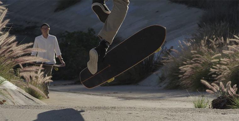 Skateboarding: Ditch Work