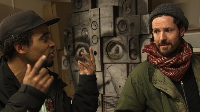 TV-Tipp: Durch die Nacht mit Max Herre & Patrice