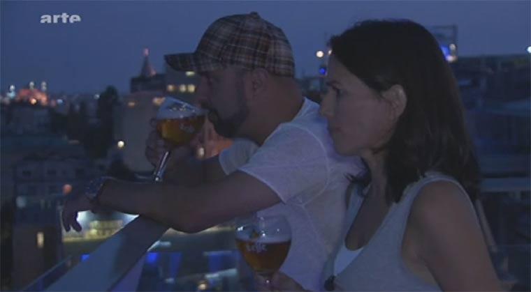 Durch die Nacht mit… Anne Will & Serdar Somunco