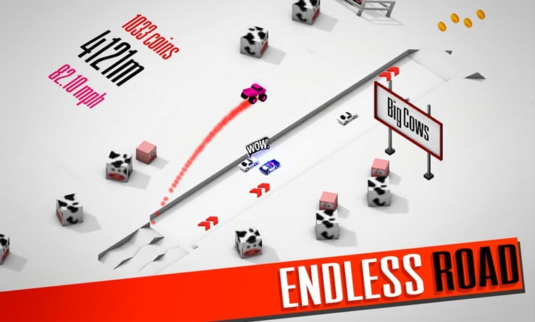 Game-Tipp: Endless Road