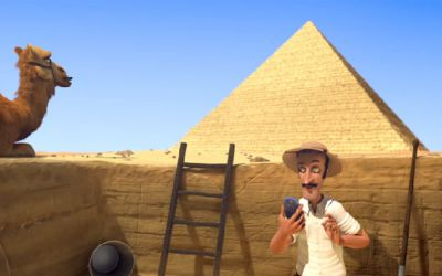 ferngesteuertePyramide