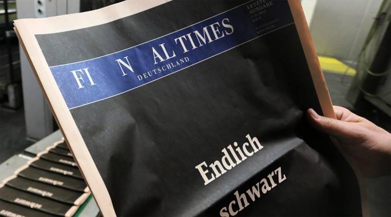 Doku: Der letzte Tag der Financial Times Deutschland