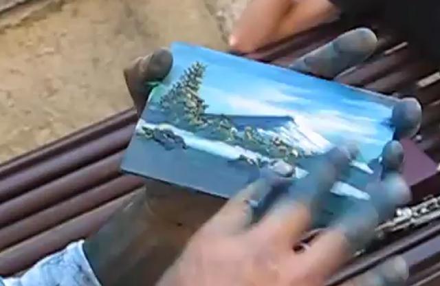 Fingerfarbenkunst deluxe