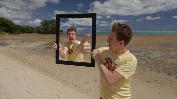 Aus den Rahmen fallen: Frame of Mind