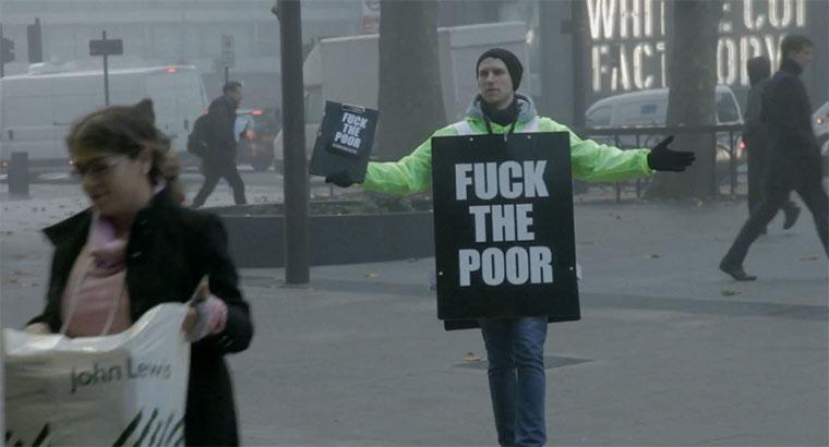 Fuck The Poor!