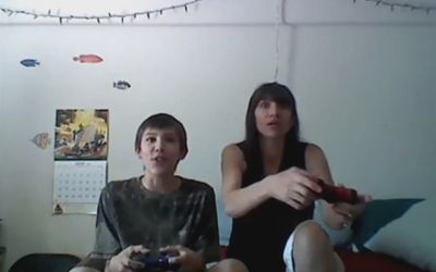 gaming_with_my_mom