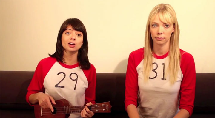 Garfunkel and Oates – 29/31