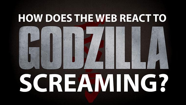 #GodzillaIsComing!
