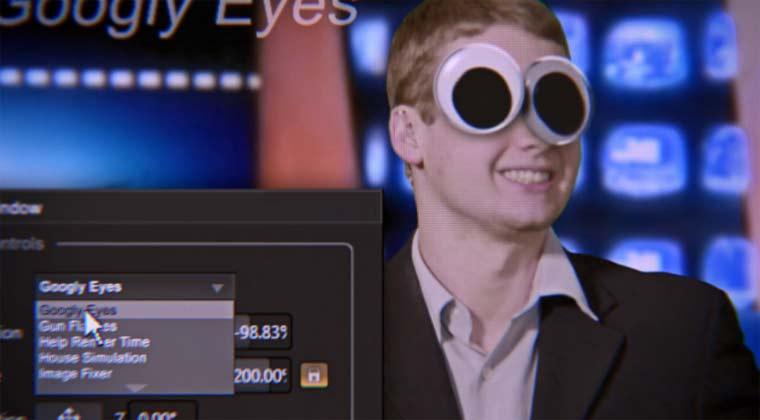 Der Googly-Eyes-Virus geht umher