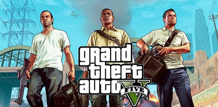 neuer GTA V-Trailer