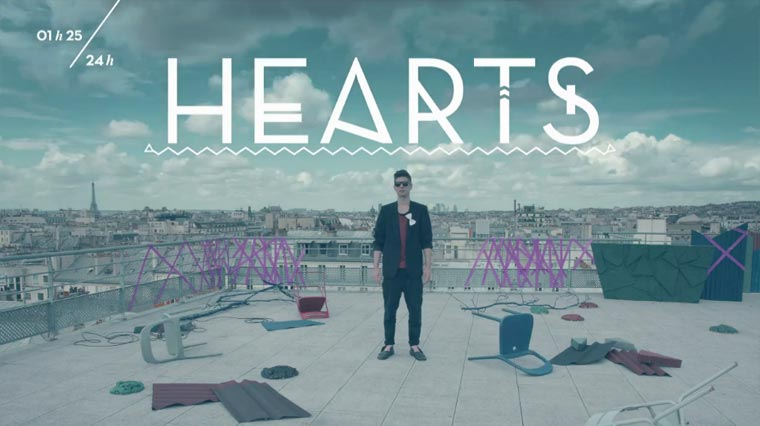 Dan Black ft. Kelis – Hearts