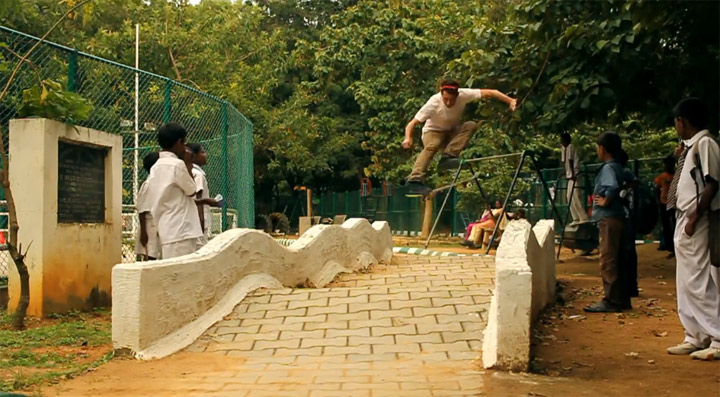 Holy Cow: Skateboarden in Indien