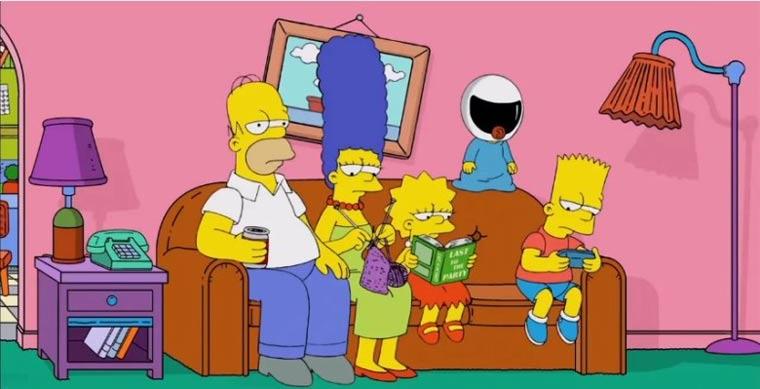 Homer Shake (Harlem Shake Simpsons Style)