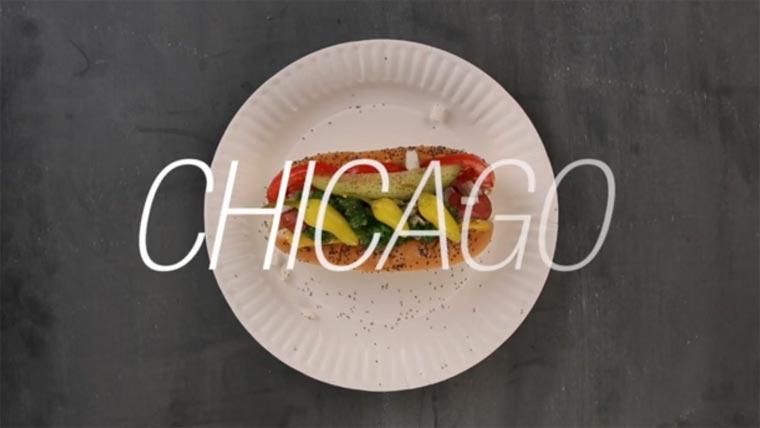 Hot Dogs im Städtevergleich