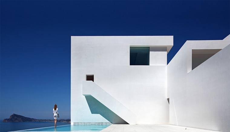 Architektur: House on the Cliff