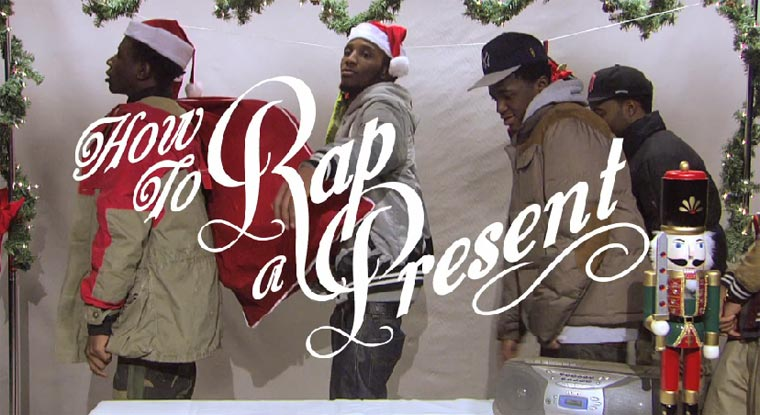 How To Rap A Present