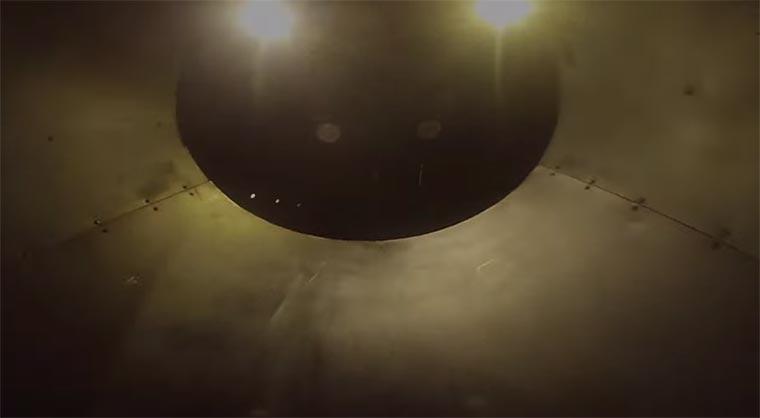 Human Cannonball POV