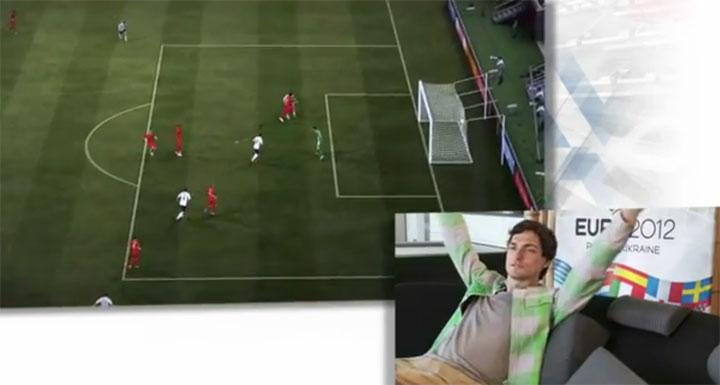 Mats Hummels spielt die EM-Vorrunde. Auf der PS3.