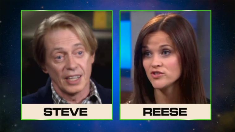 If They Melded: Reese Witherspoon & Steve Buscemi