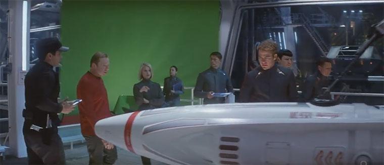 VFX bei Star Trek: Into Darkness