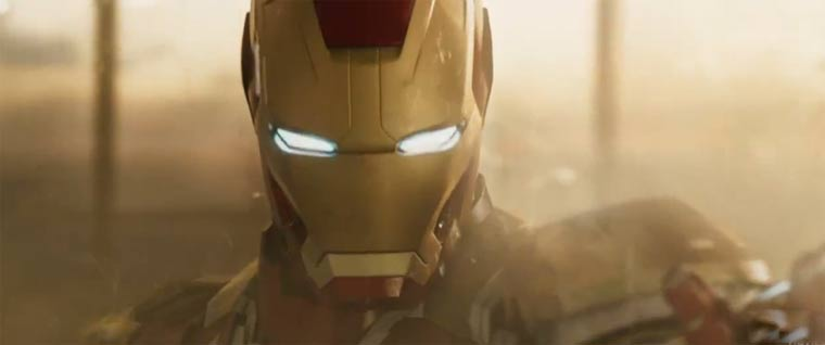 Iron Man 3 – Trailer #2