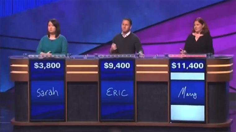 Der Jeopardy Rap