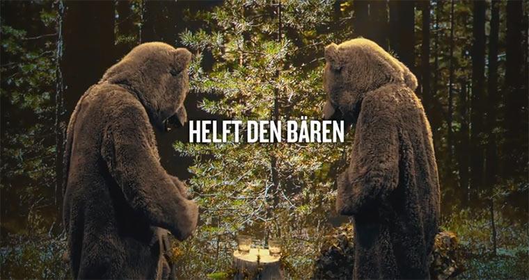 Hilf den Bären auf der Suche nach dem Honigdieb