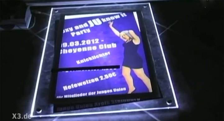Junge Union: Sexy and JU know it!