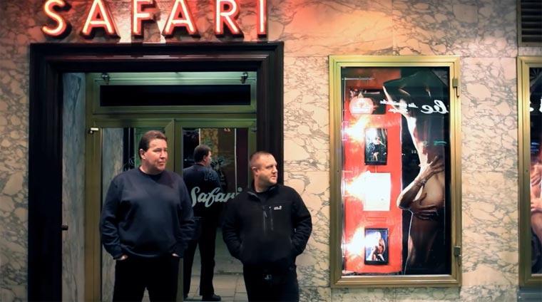 Kurzdoku: Ein Koberer auf dem Hamburger Kiez