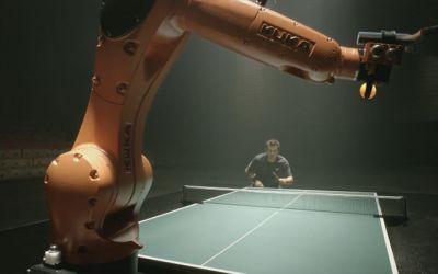kuka_tabletennis_robot