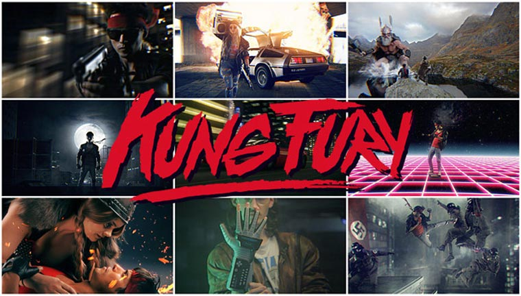Trailer: Kung Fury