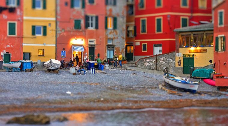 Tilt-Shift: Little Liguria