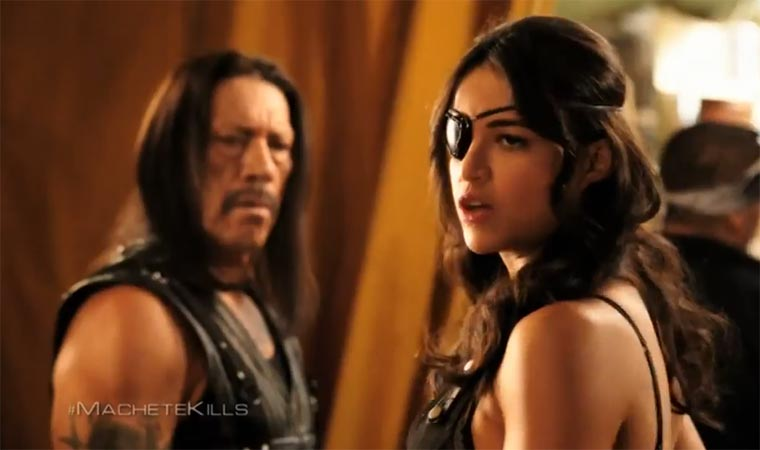 Teaser-Trailer: Machete Kills