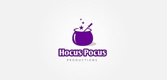 Magische Logo-Designs