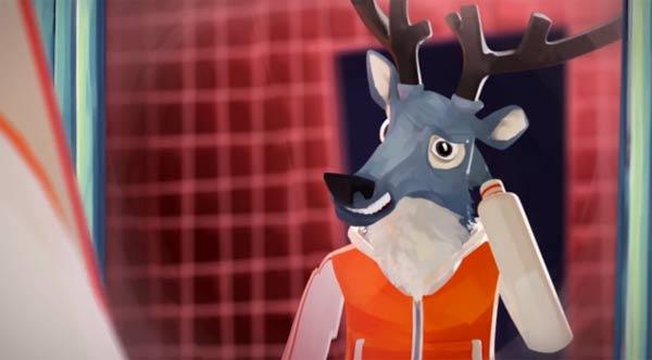 Animated Short: Meet Buck