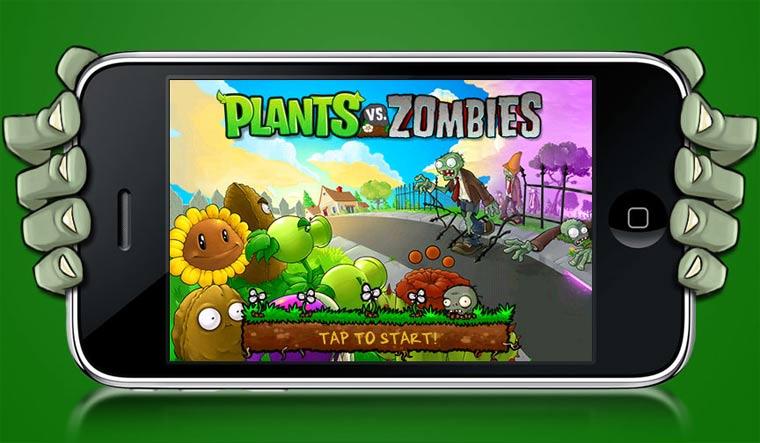 Stöckchen: meine Mobile-Spiele