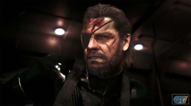 Trailer: Metal Gear Solid V : The Phantom Pain