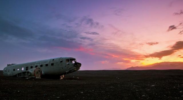 Timelapse: Isländische Mitternachtssonne